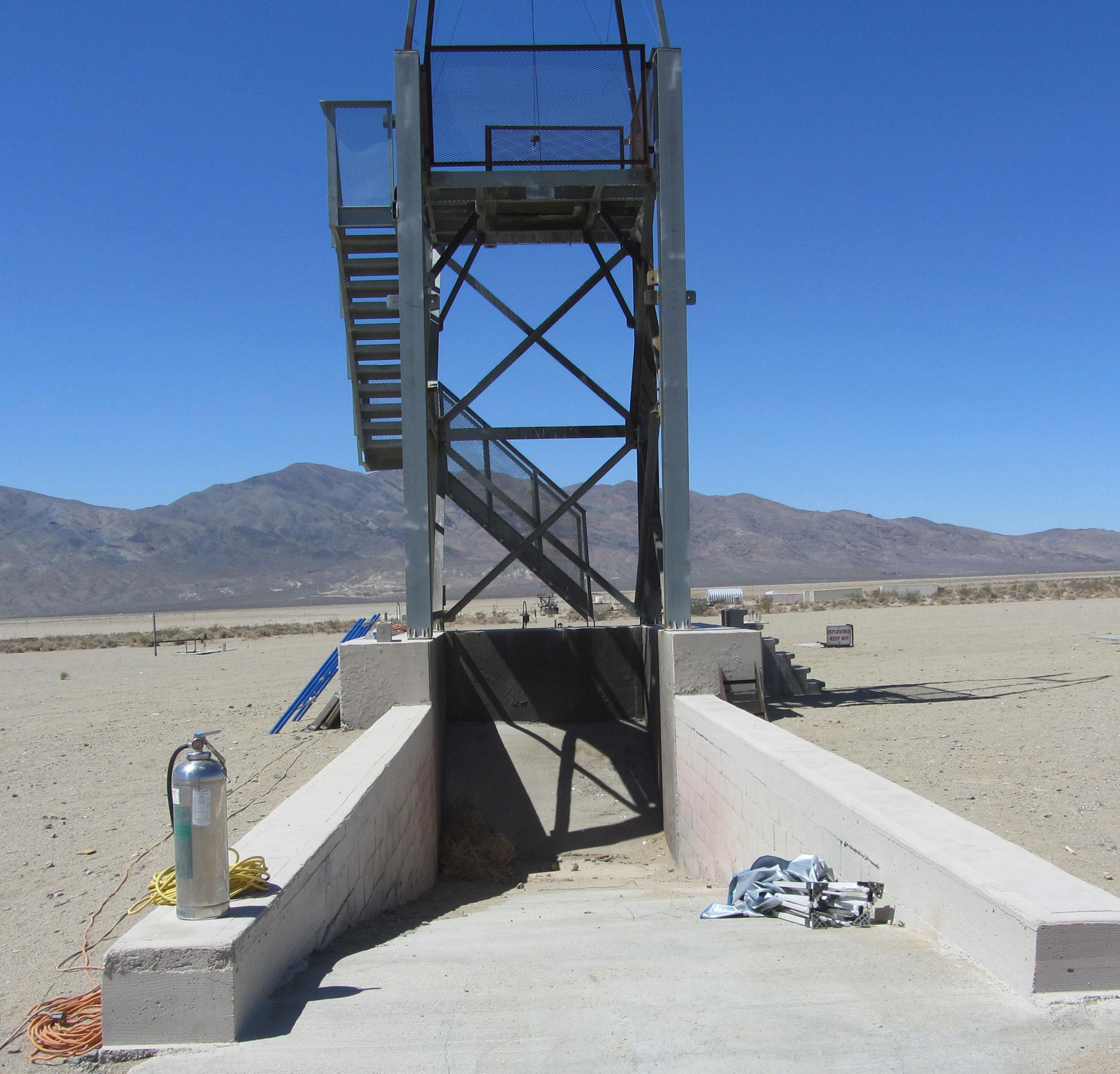 Far Test Site June 2013